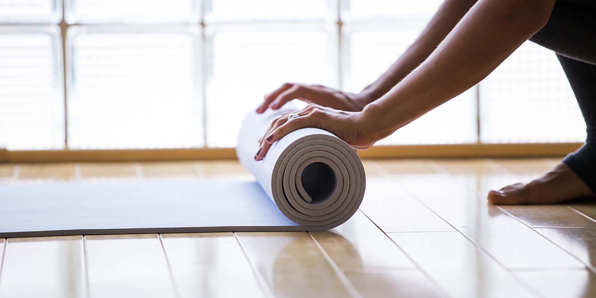 Preparing for Your First Pilates Class